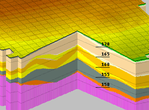 Геологическое строение местности
